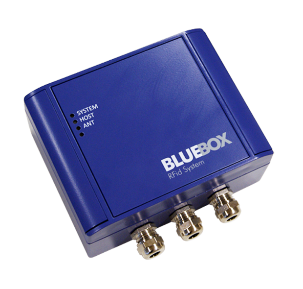 bluebox basic controller with antenna